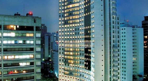 Flat Melia Jd. Europa - 01 Dormitório - Locação, Itaim Bibi - Fl3963