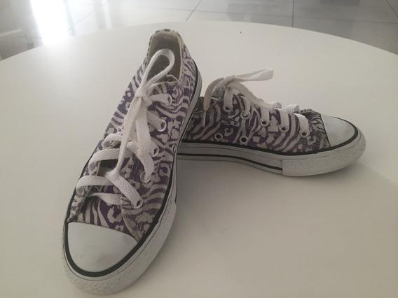 Zapatilla Converse All Star Impo Us 12.5 Uk 12 Eur 30 Cm18.5