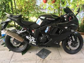 Hyosung Gt 250 R - Excelente Oportunidad - Motor 10 Puntos -