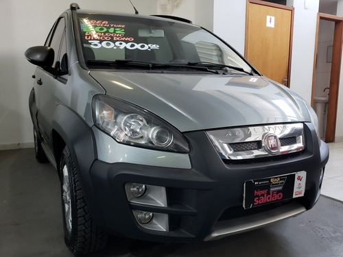 Fiat Idea Adventure 1.8 Dualogic Flex 2012
