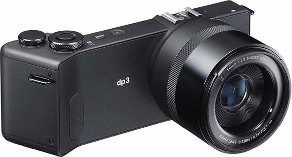 Camara Sigma Dp3 Quattro Compact Digital Camara -®