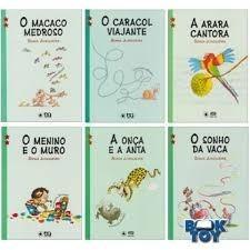 Livros Da Coleção Estrelinha - 4 Livros