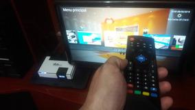 Controle Remoto Mx3 Fly Air Mouse Giroscópico & Teclado