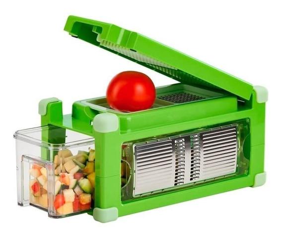 Nicer Dicer Magic Cube - Tevecompras Cortadora Verduras