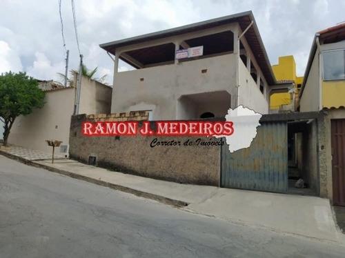 Casa Colonial Dupléx 5qts Terraço No Severina - Gbhte - Mg