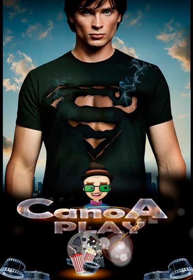 Smallville 1º A 10º Temporada Dublado - 720p