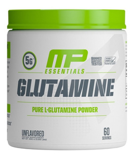 Glutamina Pure Glutamine Powder 300g - Musclepharm