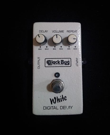 Pedal De Delay Blackbug