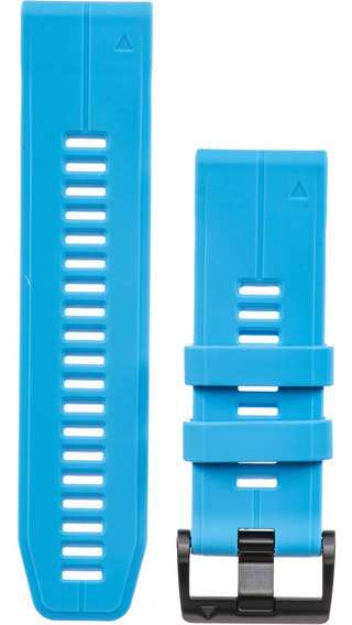 Pulseira Garmin Quickfit 26 Fenix 5x Fenix 3 Azul