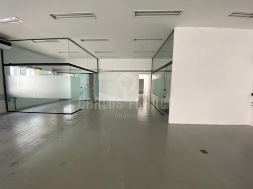 Conjunto Comercial De 350m², 10 Salas, Copa, 2 Banheiros, Ar Condicionado, Na Vila Madalena - Cf66250