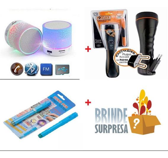 Kit Produtos Eletrônicos + Brinde