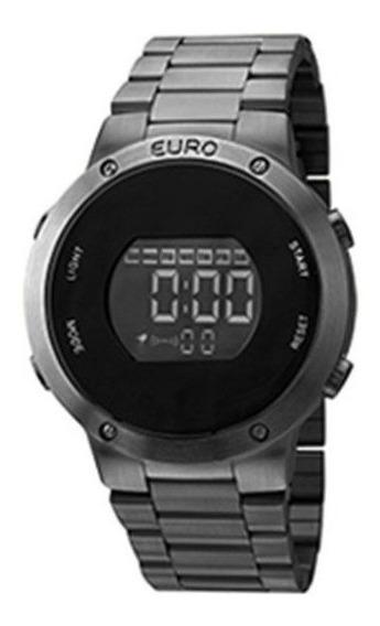 Relógio Feminino Euro Sabrina Sato-preto Eubj3279ab/4p