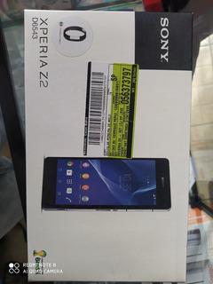 Smartphone Sony Xperia Z2 D6543 20 Mpx 4k Tela Zerada