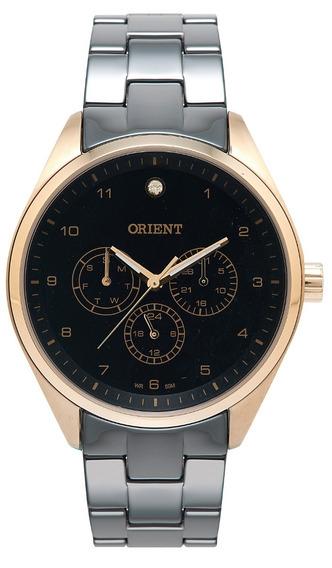 Relógio Orient Feminino Ftskm001 P2px Analogico Oferta