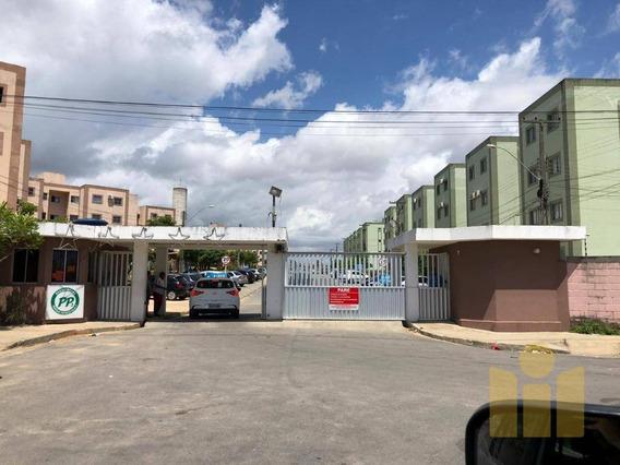 Apartamento Com 2 Dormitórios À Venda, 42 M² Por R$ 88.000 - Petrópolis - Maceió/al - Ap0534