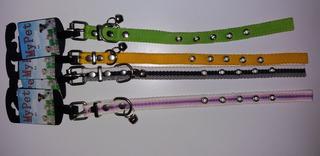 Collar Para Perro O Gato 12 Mm X 30 Ctms