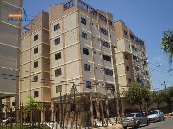 Apartamento Com 3 Dormitórios À Venda, 90 M² Por R$ 310.000 - Vila Góis - Anápolis/go - Ap0347