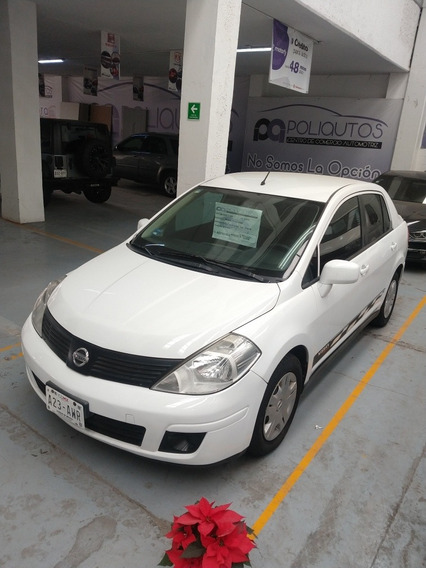Nissan Tiida 1.8 Advance Sedan Mt 2014
