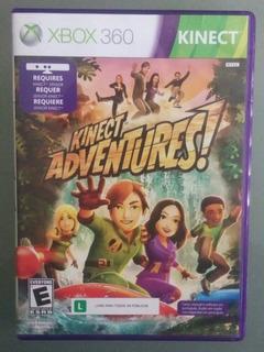 Kinect Adventures - Videojuego Para Xbox 360.