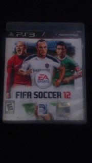 Drecuerdo Videojuegos Juego Ps3 Fifa Soccer 12 Videogames