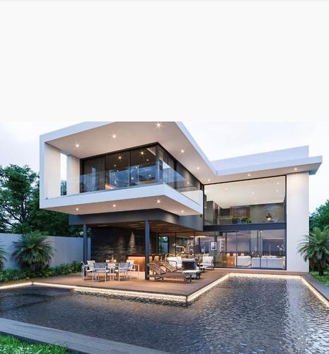 Imagen 1 de 23 de Casa En Venta En Cancun Lagos Del Sol Residencial, Frente A