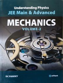 Indianos- Physics For Jee Mechanics 2 (frete Grátis)