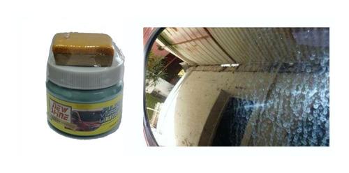Imagen 1 de 2 de Pulidor De Vidrios Cristales Parabrisas Lluvia Acida