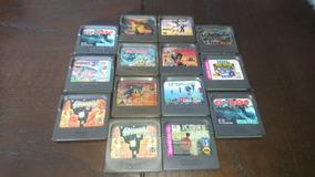 Lote De Jogos Game Gear Originais