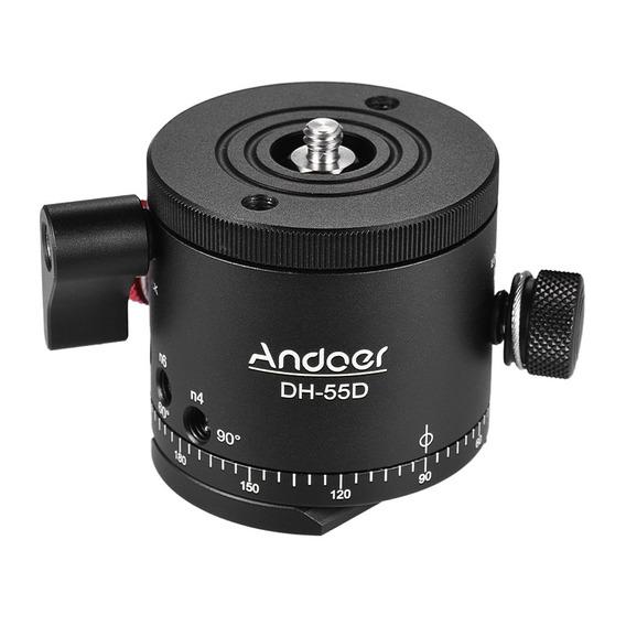 Andoer Dh-55d Hdr Panorama Cabe?a De Esfera Panoramica Com