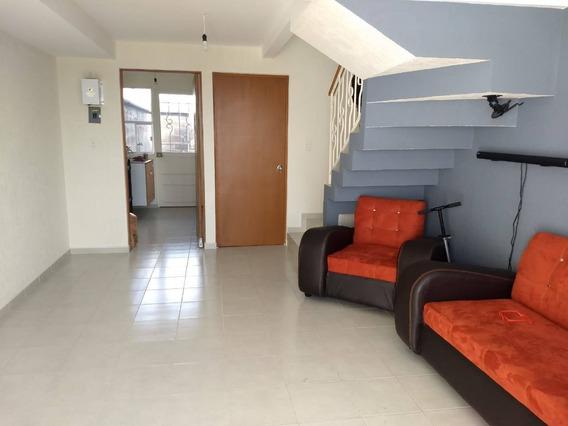 Casa En Renta Libertad, Santa Cruz Atizapan_33996