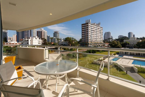 Venta Departamento 3 Dormitorios Con Con Garaje Playa Brava Punta Del Este Sol