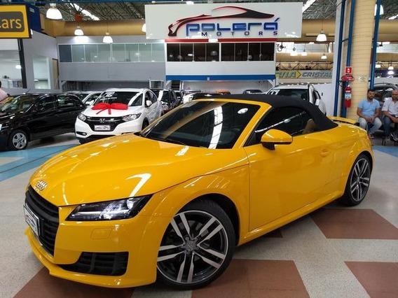 Audi Tt Ambition 2.0 T-fsi S-tronic 2016 Impecável!