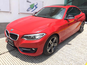 Bmw 220ia Sport Line At 2015 *venta En Agencia Bmw*