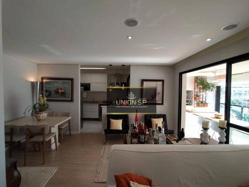 Apartamento Com 3 Dormitórios À Venda, 106 M² Por R$ 1.265.900,00 - Saúde - São Paulo/sp - Ap47120