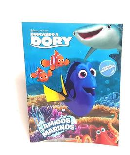 Buscando A Dory Fiestas 10 Libros Actividades 16 Paginas Re