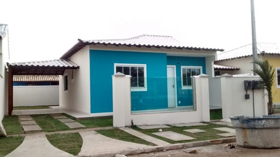 Casa Com 2 Dormitórios À Venda, 65 M² Por R$ 159.000 - Parque Arruda - Cabo Frio/são Pedro/rio De Janeiro - Ca1205