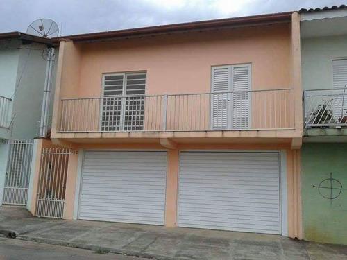 Imagem 1 de 7 de Sobrado Com 02 Dormitórios E 99 M²   Vila Mota, Bragança Paulista   Sp - Sb343208v