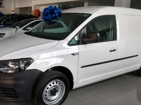 Volkswagen Caddy Maxi Cargo Van Gasolina 1.6l 2018