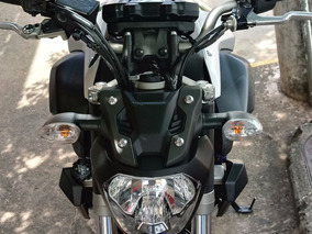 Yamaha Mt 07 3500km