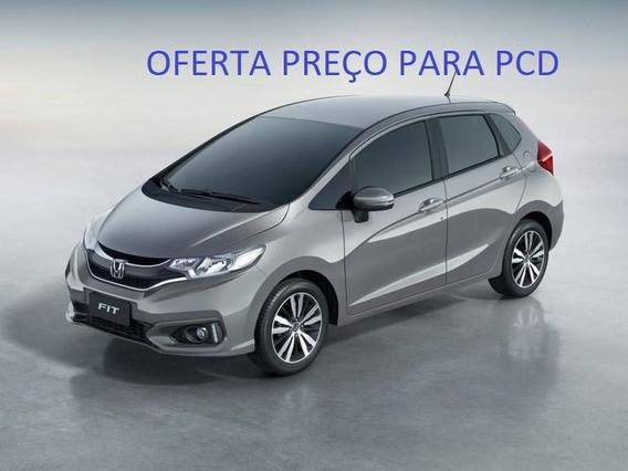 Honda Fit 2020 Pcd - Blindado Nível Iii A - R$ 107.000,