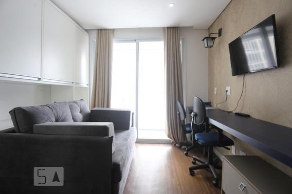 Apartamento Para Aluguel - Consolação, 1 Quarto, 20 - 893079567