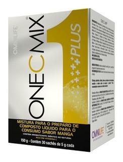 One C Mix Plus Omnilife, Nutrição Das Defesas