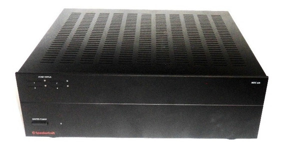Amplificador Controlador Multi-zona Speakercraft Mzc-64