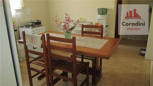 Imagem 1 de 8 de Casa Residencial À Venda, Cidade Jardim Ii, Americana - Ca0156. - Ca0156