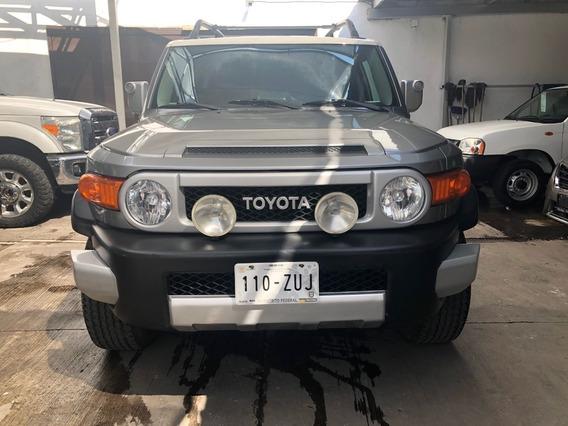 Toyota Fj Crusier Modelo 2009