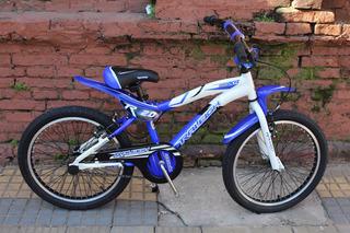Bicicleta Raleigh Mxr Rodado 20 Niño Nene 2019 Planet Cycle