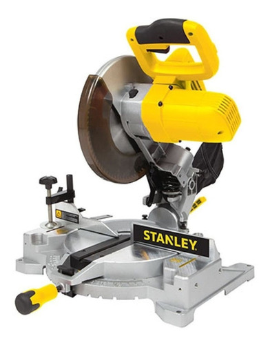 Sierra Ingletadora Stanley 1500w 254mm + Disco Stsm1525