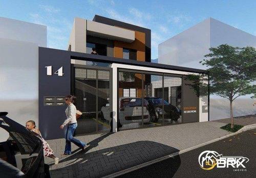 Imagem 1 de 18 de Casa Com 2 Dormitórios À Venda Por R$ 225.000,00 - Vila Carrão - São Paulo/sp - Ca0755