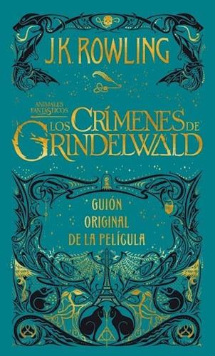 Los Crímenes De Grindelwald - J.k. Rowling