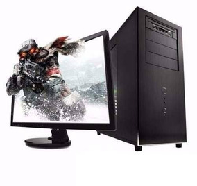 Pc Completo Gamer Cpu Intel Core I5 8gb 1tb, Gt 710